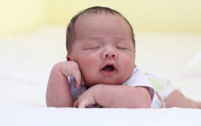Sueño del bebé de los 4 a los 7 meses