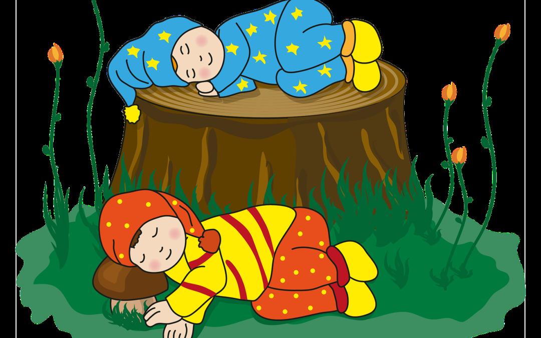 ¿Cuándo dormirán nuestros peques como adultos?