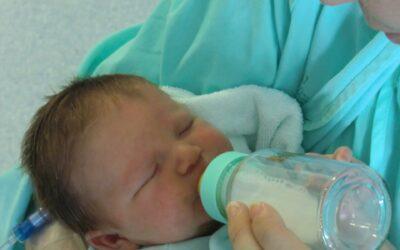 ¿Qué otros métodos hay para dar la leche materna?